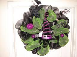 Halloween Deco Mesh Wreath Halloween Wreaths Page Two Halloween Wikii