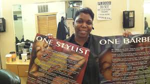 all natural hair shop on belair rd one stylist poetry poster and website by eric l farrell