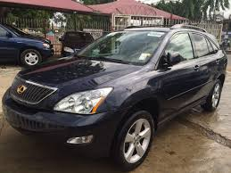 lexus rx330 nairaland just arrived 2 units of lexus rx330 2004 u0026 2006 with factory nav
