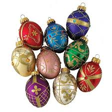egg ornaments egg ornaments christmas