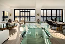 luxury nyc penthouses penthouse perfection peeking into top