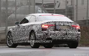 audi a5 2016 redesign 2018 audi a5 and