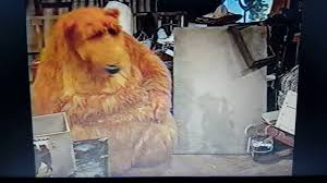 bear in the big blue house christopher columbus youtube