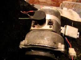 beetle external regulator to internal regulated alternator part 1