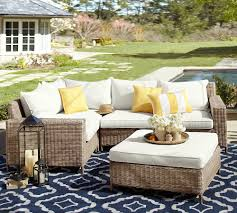 Patio Inspiration by Image Result For Navy Blue Patio Rug With Brown Wicker Patio