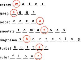 houghton mifflin reading grade 2 theme 5 word jumble