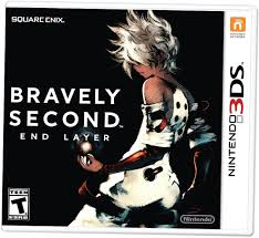amazon com bravely second end layer collector u0027s edition