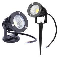 commercial electric led spike light 500 lumens 10x waterproof led lawn light outdoor garden l 12v 10w 7w 5w 3w