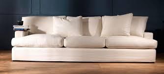 canapé tissu haut de gamme penthouse 2 5 3 places au design danois