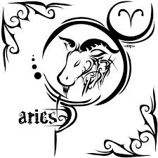 aries zodiac sign tattoo design tattoos book 65 000 tattoos