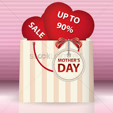 s day sales happy mothers day sales concept vector image 1983327