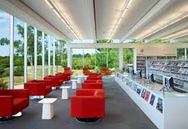 mississauga public library by rdh architects