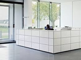 Modular Reception Desk Modular Reception Desk Metal Haller Usm Modular Furniture