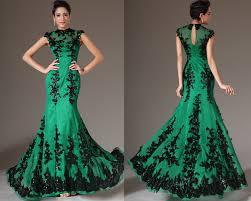 green dresses for weddings black and green wedding dress dresses