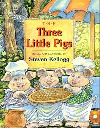children u0027s book review u201cthe pigs u201d steven kellogg