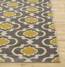 2018 yellow and gray area rug 50 photos home improvement