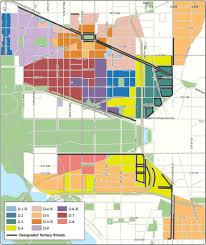 Washington Dc Zoning Map by Downtown Sub Areas Dc Zoning Handbook