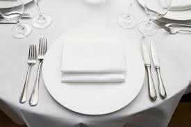 posizione bicchieri in tavola come apparecchiare la tavola in un ristorante