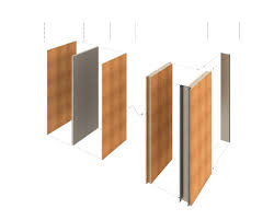 Interion Partitions by Osirys Interior Partition Wall