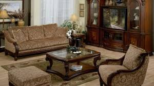 Traditional Fabric Sofas Traditional Drawing Room Wicker Chair Beige Fabric Sofa Hardwood