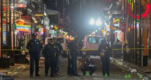 how bad is new orleans surge of shootings violence in 2017 here