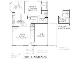 houseplans biz house plan 1820 b the cooper b house plan 1820 a the cooper a 1st floor