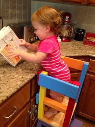 Toddler Stool For Kitchen by Kitchen Step Stool Diy Home Decorating Trends U2013 Homedit Love