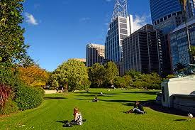 Botanic Garden Sydney Sydney Royal Botanic Garden Sydney Au