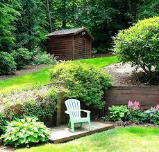 Different Garden Ideas Slope Landscaping Ideas Rock Garden With Perennials Slope