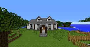 Cape Cod House by Amazing Cape Cod House Minecraft Project
