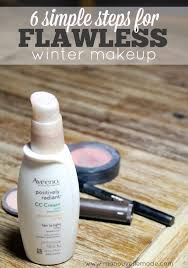 six simple steps to flawless winter makeup 5 minute makeup routine