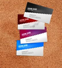 35 quality business card design templates for free