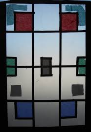Frank Lloyd Wright Prints by Create Art With Mrs P Frank Lloyd Wright Faux Stained Glass