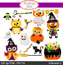cute halloween owl clip art u2013 festival collections
