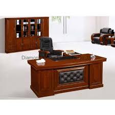 Classic Office Desk Paper Mdf Office Desk