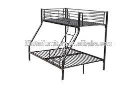 High School Students Metal Bunk Bed Stainless Steel Hospital Bed - Steel bunk beds
