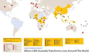 Australian States Map by Cbm Australia U0027s Projects Cbm Australia