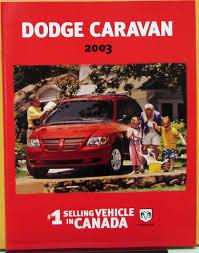 dodge caravan pickup trucks durango viper sales brochure canadian orig