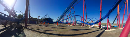 Six Flags Magic Mountain California Hours Six Flags Magic Mountain On Track For Twisted Colossus Spring Opening