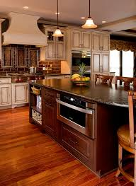 kitchen island with microwave kitchen remodel traditional kitchens designs remodeling
