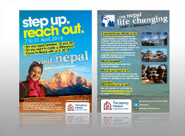flyer design cost uk charitable giving brochure ideas google search design