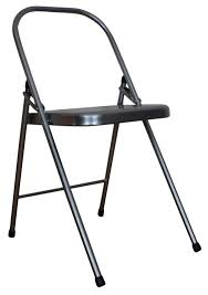 backless metal folding chairs archives chair for yoga