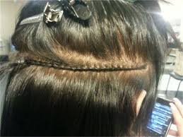sewed in hair extensions sewn in hair extensions cost hairstyles