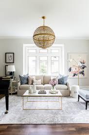 Tiny Lamp by Living Room Motif Carpet Tile Glass Windows Gold Pendant Lamp