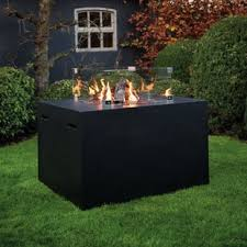 gas fire pit table uk gas fire pit table wayfair co uk
