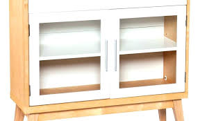 Multimedia Cabinet With Glass Doors Multimedia Storage Cabinet With Doors Alanwatts Info