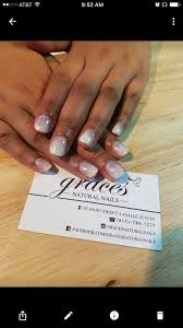 graces natural nails home facebook
