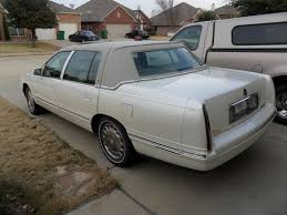 1999 cadillac deville 75 000 miles gold trim carriage roof