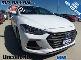 new 2018 hyundai elantra sport 4 door sedan in lincoln 4h1876