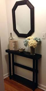Narrow Entry Table Photo Gallery Of Entryway Table Ideas Viewing Photos Narrow Entry